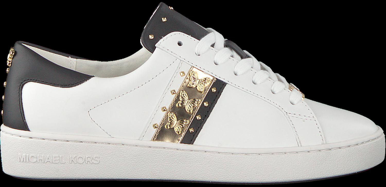Witte MICHAEL KORS Sneakers KEATON STRIPE SNEAKER Omoda.nl
