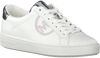 Witte MICHAEL KORS Lage sneakers KEATON LACE UP  - small