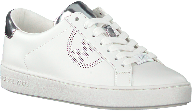 Witte MICHAEL KORS Lage sneakers KEATON LACE UP  - large