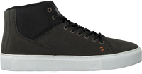 Zwarte HUB Hoge sneaker MURRAYFIELD 2.0  - medium