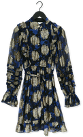 Zwarte FABIENNE CHAPOT Mini jurk LEONIE FESTIVE DRESS