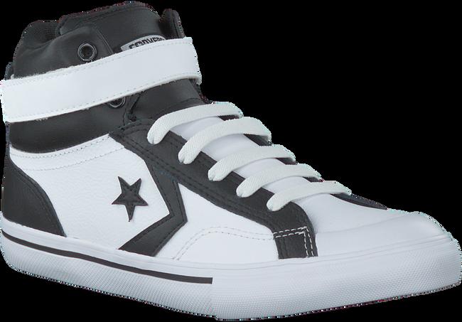 Witte CONVERSE Sneakers PRO BLAZE STRAP HI KIDS  - large