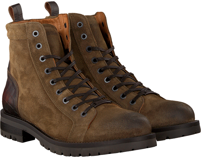 Taupe GROTESQUE Veterboots PIOLETE 3  - large