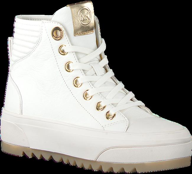 Witte MICHAEL KORS Hoge sneaker KEEGAN HIGH TOP  - large