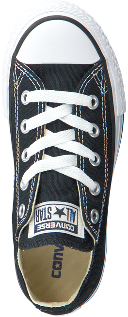 Zwarte CONVERSE Sneakers CHUCK TAYLOR ALL STAR OX KIDS  - large
