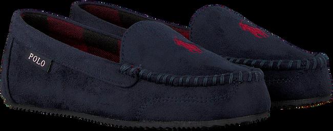 Blauwe POLO RALPH LAUREN Pantoffels W DEZI  - large