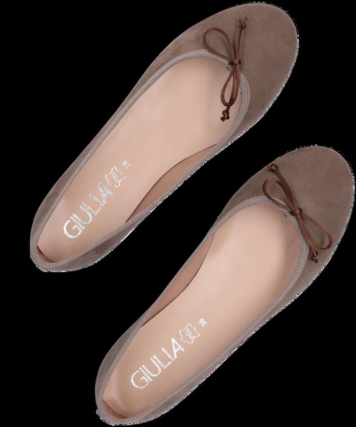 Taupe GIULIA Ballerina's G.12.BALLERINA - larger