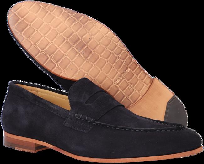 Blauwe MAZZELTOV Loafers 9262  - large