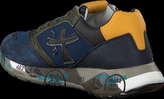 Blauwe PREMIATA Sneakers ZAC-ZAC  - large