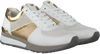 Witte MICHAEL KORS Sneakers ALLIE TRAINER  - small