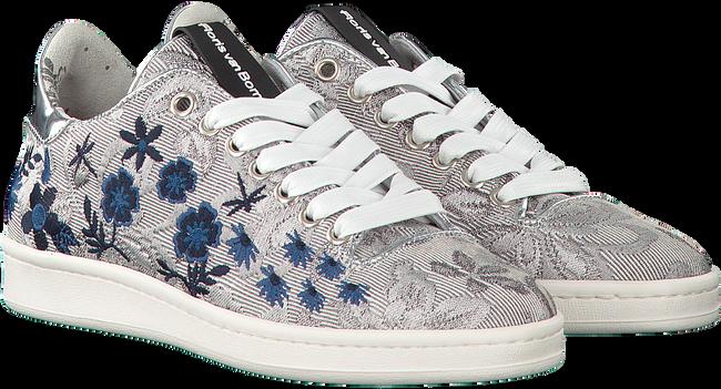 Zilveren FLORIS VAN BOMMEL Sneakers 85235  - large