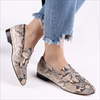 Beige TORAL Loafers 10644  - small