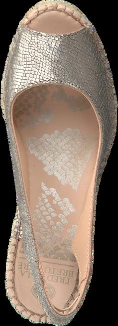 Taupe FRED DE LA BRETONIERE Espadrilles 153010161  - large
