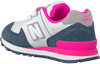 Witte NEW BALANCE Sneakers YV574 M  - small