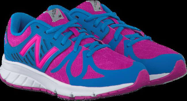 Blauwe NEW BALANCE Sneakers KJRUS  - large
