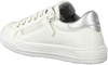 Witte TOMMY HILFIGER Lage sneakers LOW CUT LACE-UP LOW CUT LACE UP T3A4-30616 - small