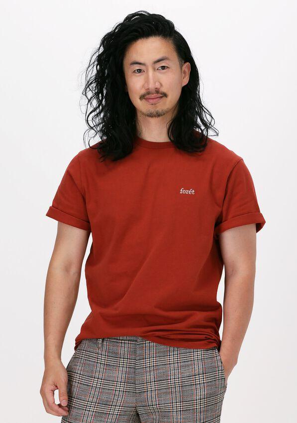 Perzik FORÉT T-shirt AIR T-SHIRT - larger