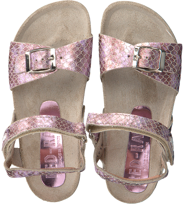 Roze RED-RAG Sandalen 19156 - large
