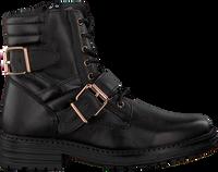 Zwarte OMODA Biker boots LPLEAF40 - medium