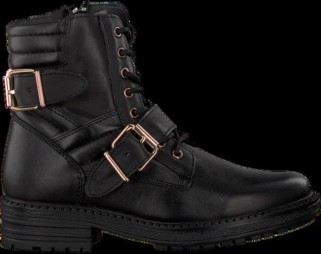 Zwarte OMODA Biker boots LPLEAF40 - large