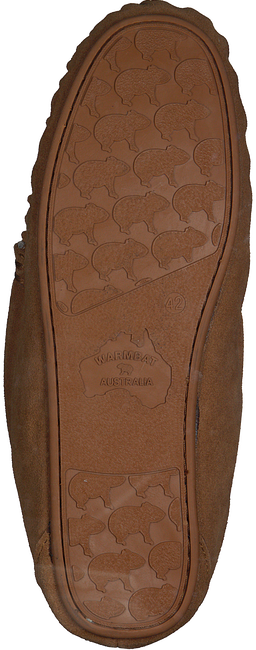 Cognac WARMBAT Pantoffels MALMO  - large