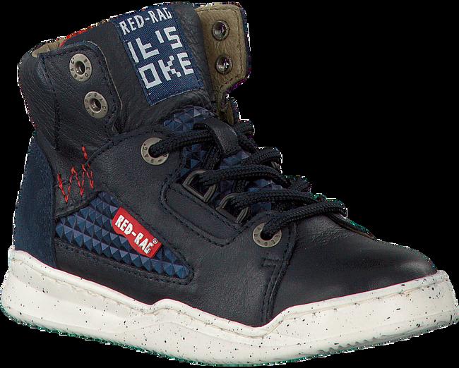 Blauwe RED-RAG Sneakers 13191  - large