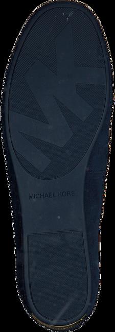 Blauwe MICHAEL KORS Mocassins SUTTON MOC  - large