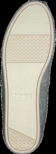 Grijze TOMS Instappers CLASSIC  - large