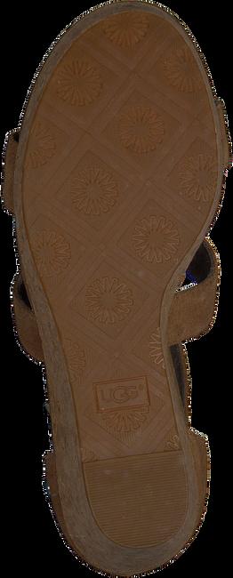 cognac UGG Sandalen WHITNEY  - large