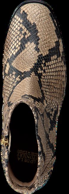 Taupe FRED DE LA BRETONIERE Enkellaarsjes 183010108  - large