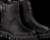 Zwarte GIGA Enkellaarsjes 9531 - small