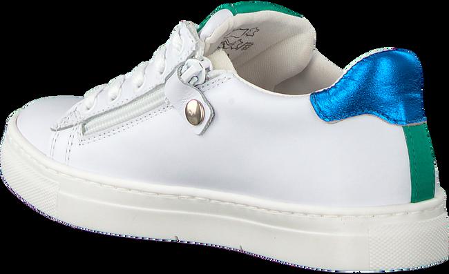Witte KANJERS Sneakers 6305 - large