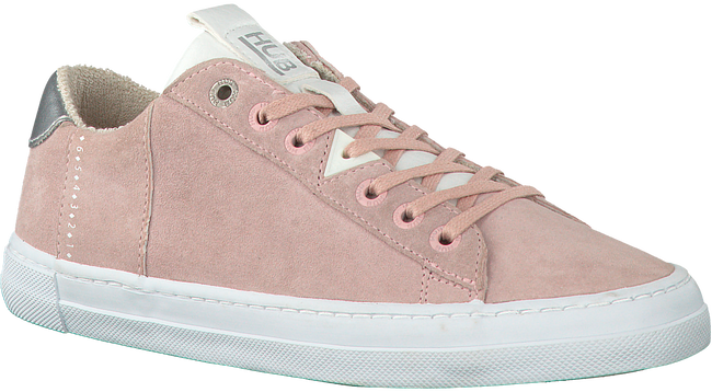 Roze HUB Sneakers HOOK-W - large