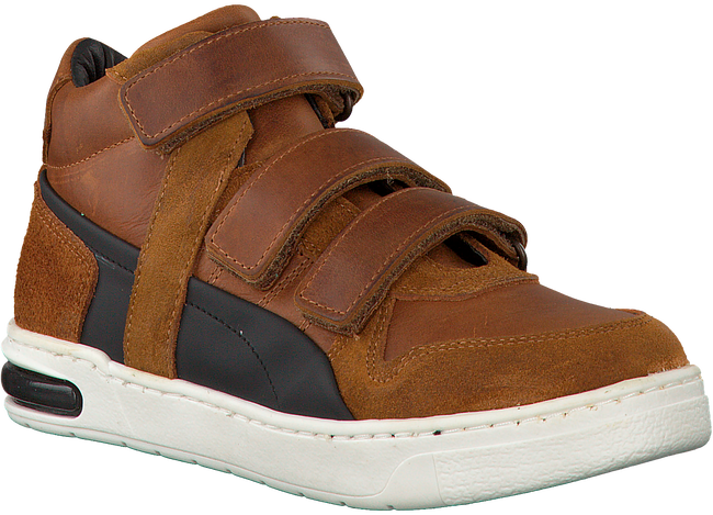 Cognac HIP Sneakers H1863  - large