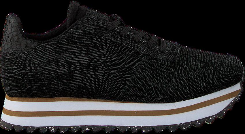 Zwarte WODEN Lage sneakers YDUN PEARL II PLATEAU  - larger