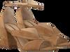 Camel LOLA CRUZ Sandalen 185Z10BK - small