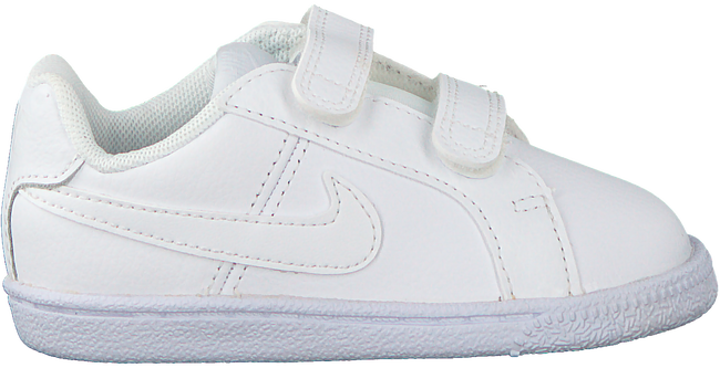 Witte NIKE Sneakers COURT ROYALE (TDV)  - large