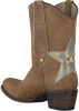 Bruine SENDRA Lange laarzen 13437  - small