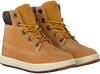 Camel TIMBERLAND Enkelboots DAVIS SQUARE 6 KIDS - small