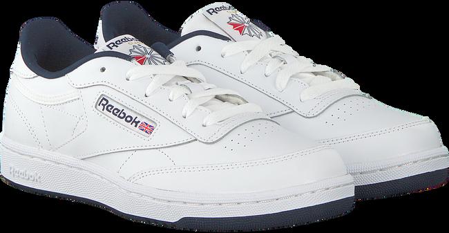 Witte REEBOK Sneakers CLUB C KIDS  - large