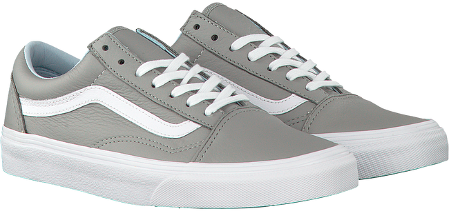 Grijze VANS Sneakers OLD SKOOL WMN - large