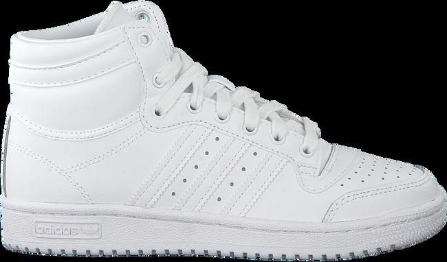Witte ADIDAS Lage sneakers TOP TEN  - large