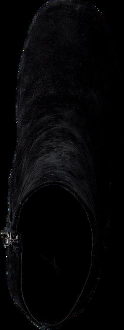 Zwarte LOLA CRUZ Enkellaarsjes BOTIN EN ANTE CON TACON  - large