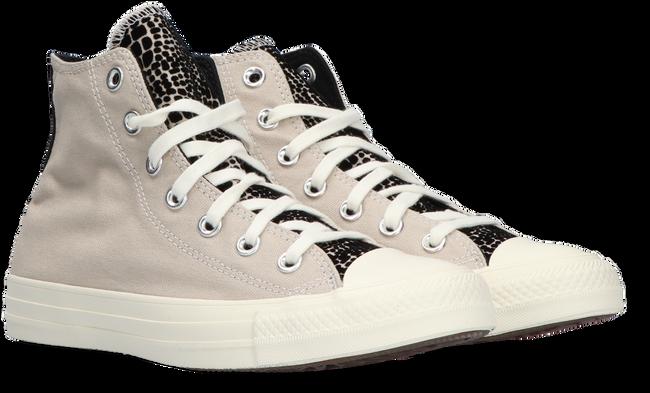 Grijze CONVERSE Hoge sneaker CHUCK TAYLOR ALL STAR CROC HI  - large