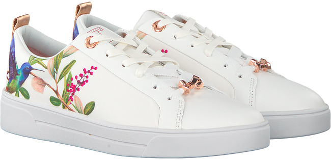 Witte TED BAKER Sneakers AHFIRA HIGHGROVE - large