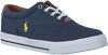 Blauwe POLO RALPH LAUREN Sneakers VAUGHN II KIDS  - small