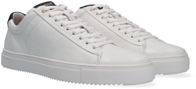 Witte BLACKSTONE Lage sneakers RM50  - large
