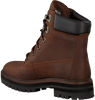 Bruine TIMBERLAND Veterboots LONDON SQUARE 6IN BOOT  - small