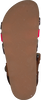 Bruine KIPLING Sandalen NORMA 2  - small
