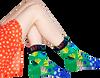 Groene HAPPY SOCKS Sokken BIG LEAF  - small